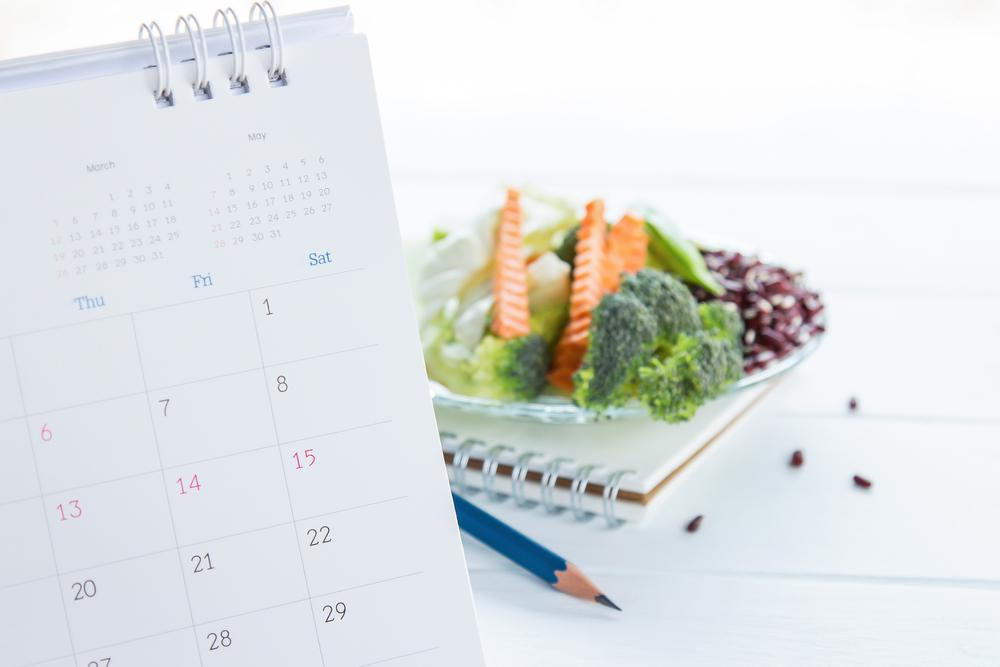 رژیم لاغری یک ماهه از 0 تا 100