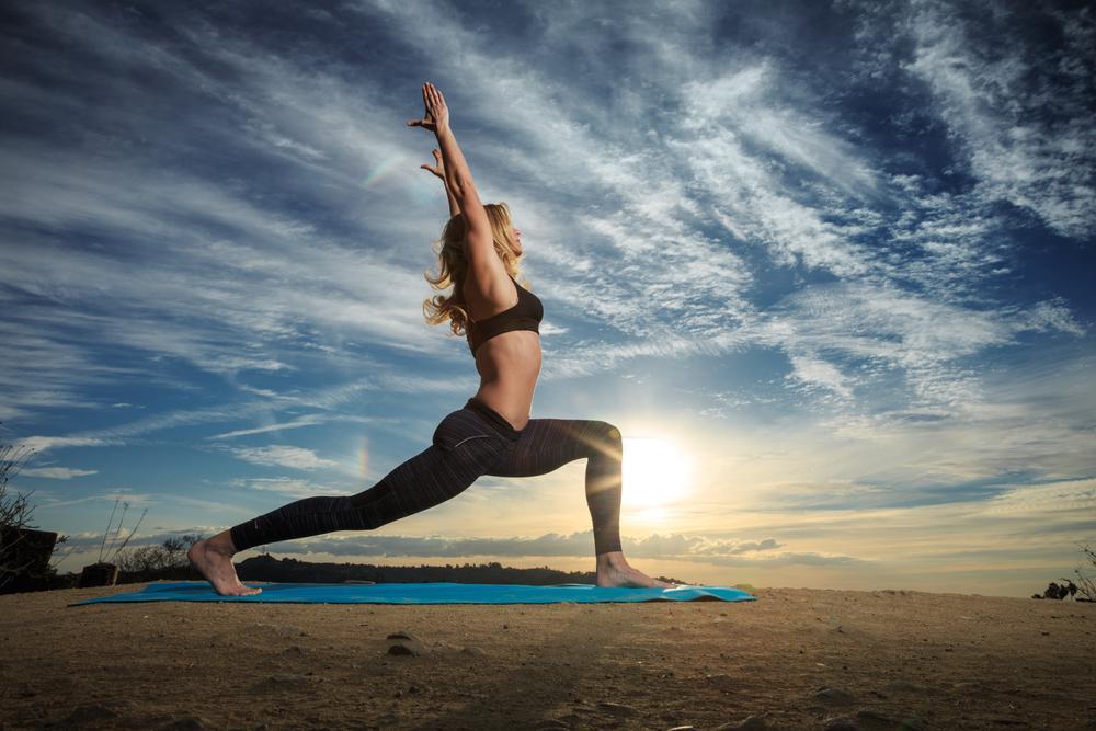 تسکین دردها با یوگا