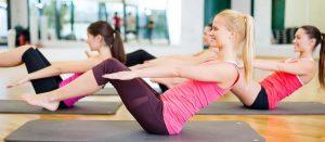 عضلانی شدن در ورزش پیلاتس