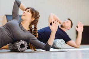 کاهش وزن در ورزش پیلاتس