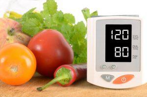 تغذیه برای فشار خون بالا
