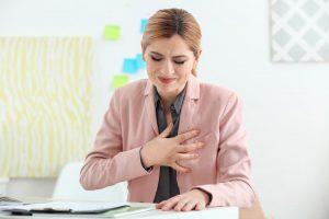 دردهای قفسه سینه