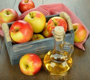 مضرات لاغری با سرکه سیب