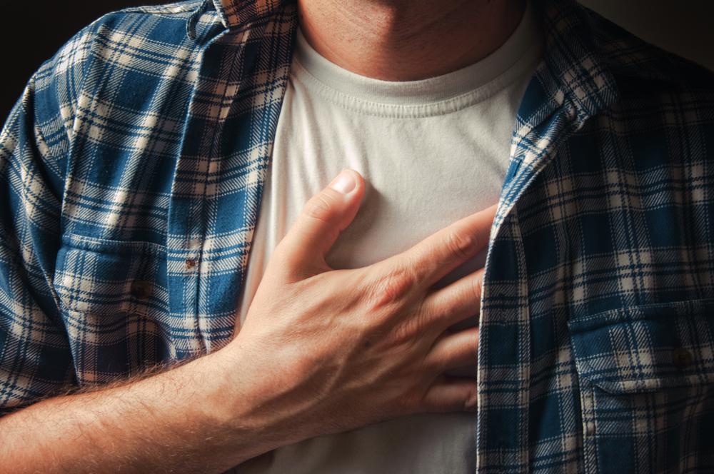 درد قفسه سینه ، عوامل و چیستی