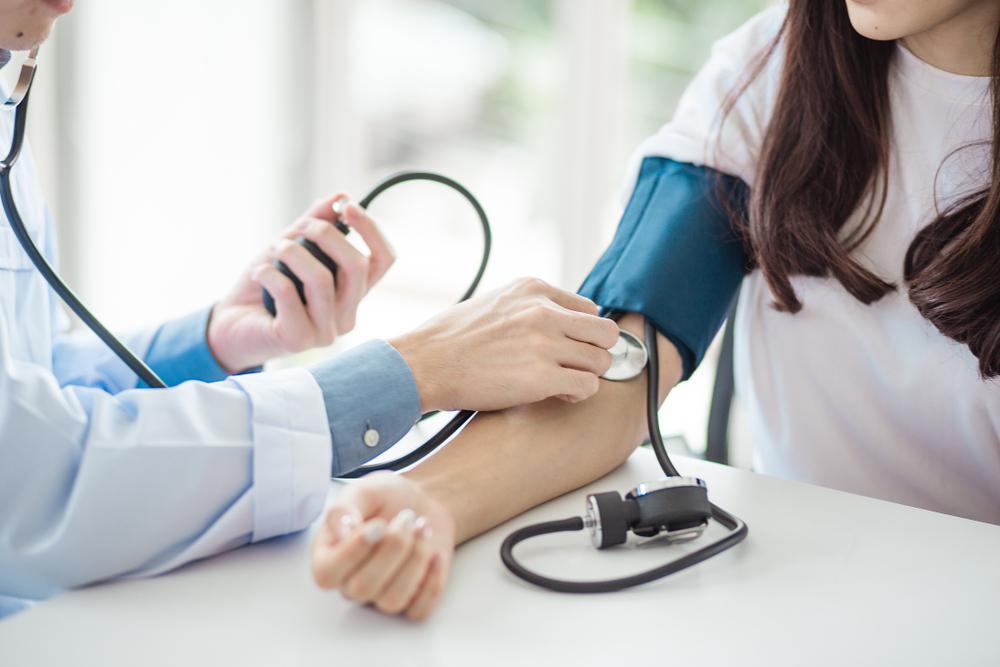 عکس از فشار خون بالا