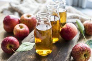 سرکه سیب برای تنظیم دوران قاعدگی