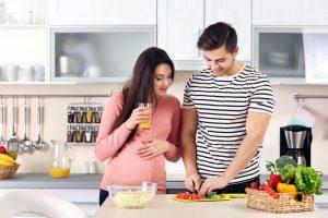 افزایش وزن یکی از علائم بارز بارداری