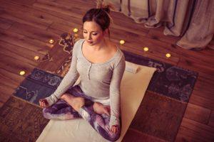 یوگا برای درمان افسردگی