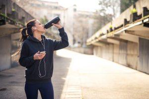 خوردن آب برای کاهش وزن