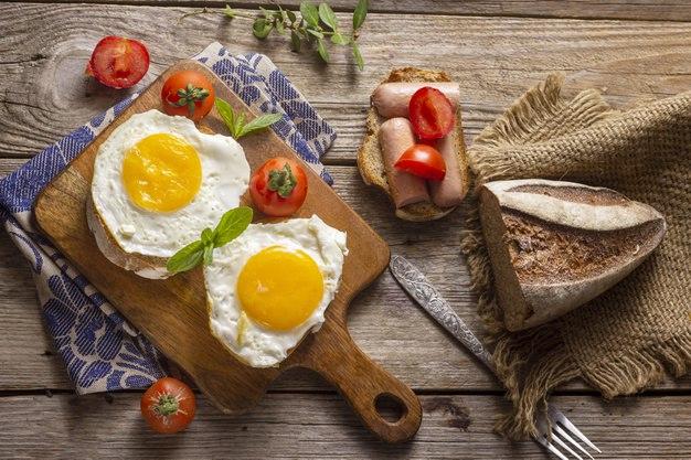 رژیم تخم مرغ چه اصولی دارد؟