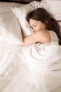 خواب مناسب برای کاهش وزن