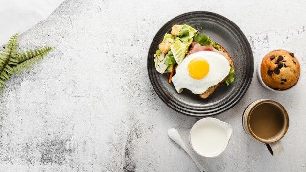 روند اصولی رژیم لاغری تخم مرغ