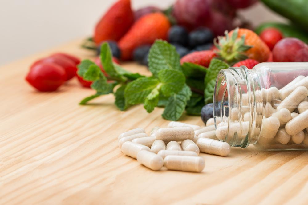 قرص مولتی ویتامین مینرال