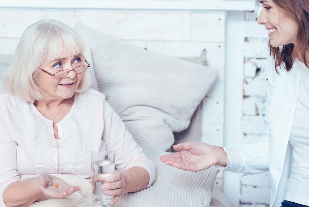 مولتی ویتامین مینرال برای سالمندان