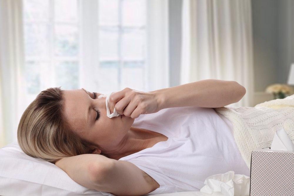 درمان آبریزش بینی با روغن خردل