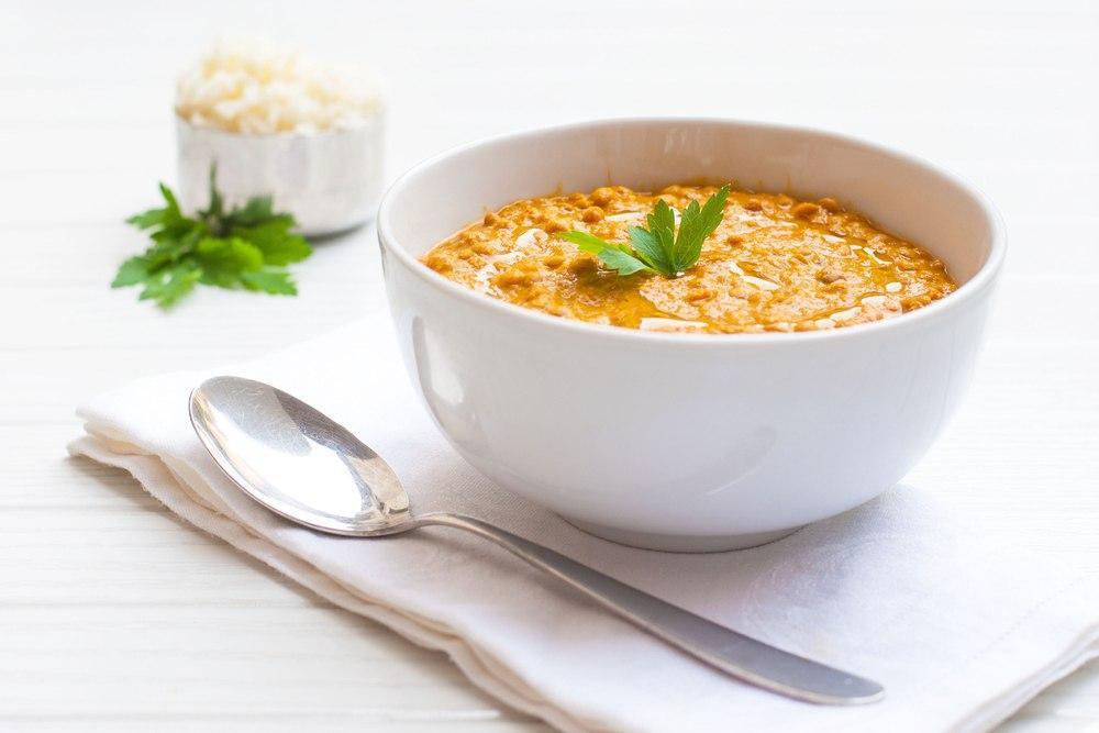 سوپ برای ذات الریه