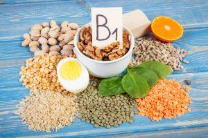 مواد غذایی حاوی ویتامین B1