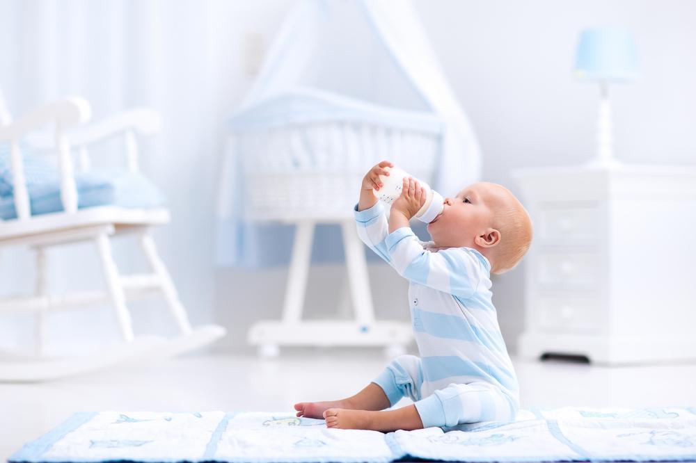 شیرخشک آپتامیل برای درمان اسهال نوزاد