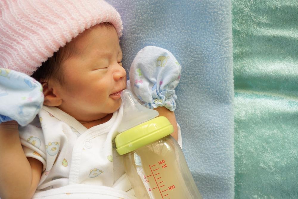 شیر خشک آپتامیل برای نوزادان نارس
