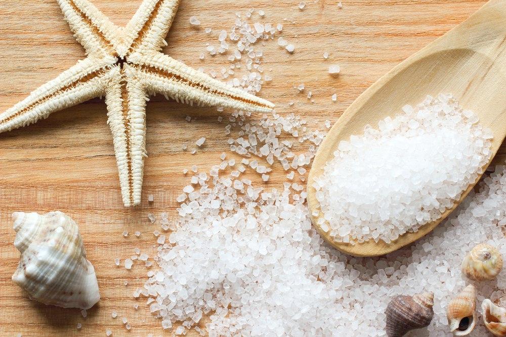 نمک دریا چیست؟
