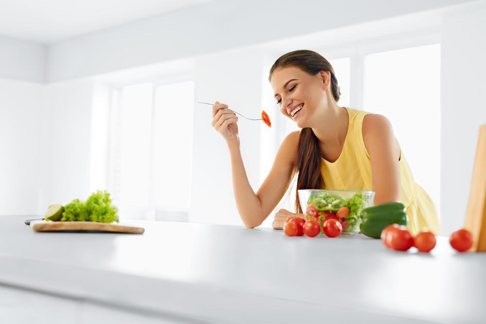 گام موثر برای تغذیه سالم