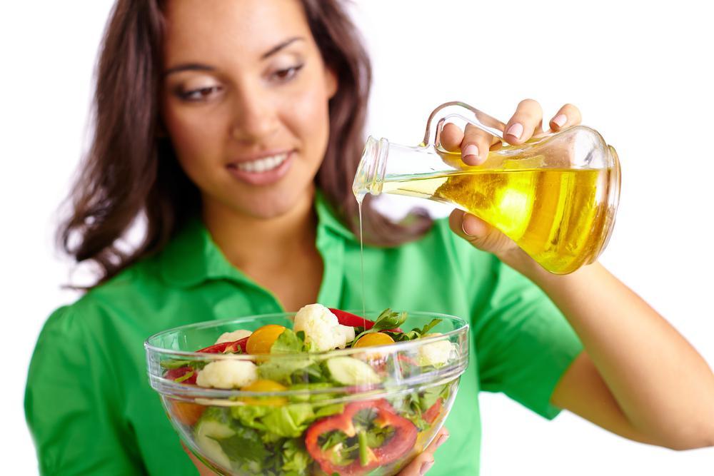 روغن گیاهی برای تغذیه سالم