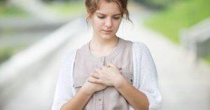 تیر کشیدن قلب چیست؟