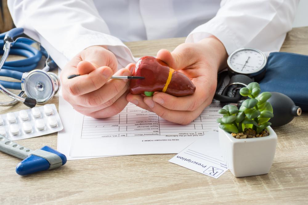 عضو درگیر در هپاتیت چیست
