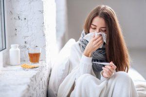 درمان سردرد در سرماخوردگی