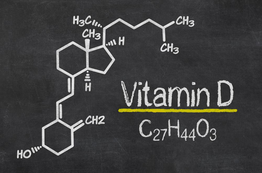 فرمول شیمیایی ویتامین D