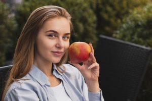 کاهش وزن با سیب
