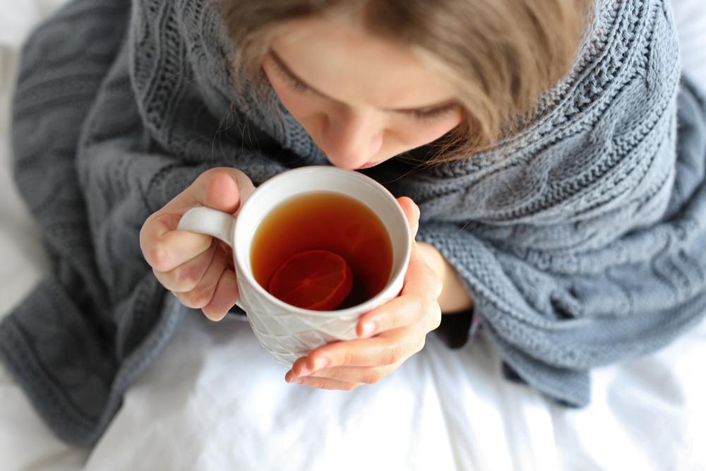 بهترین دمنوش برای سرماخوردگی