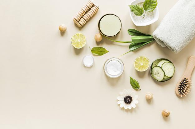 مواد لازم برای پاکسازی پوست