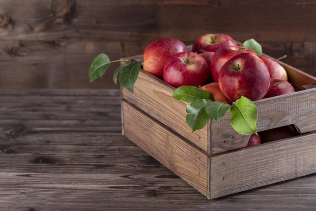 نگهداری از سیب