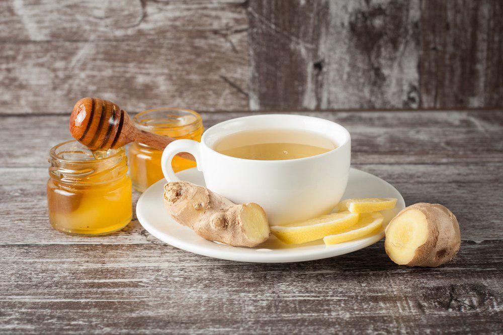 خواص چای زنجبیل و عسل