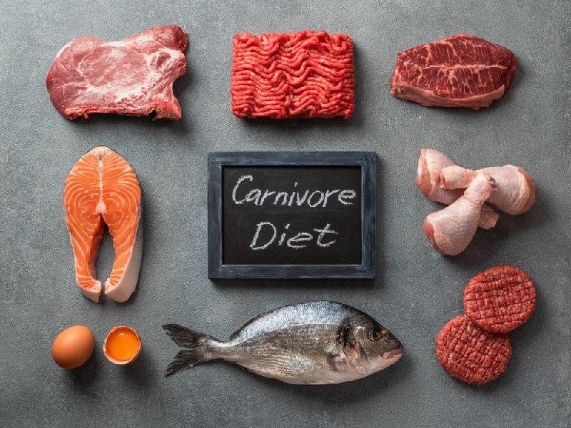 رژیم گوشت خواری یا رژیم کارنیور
