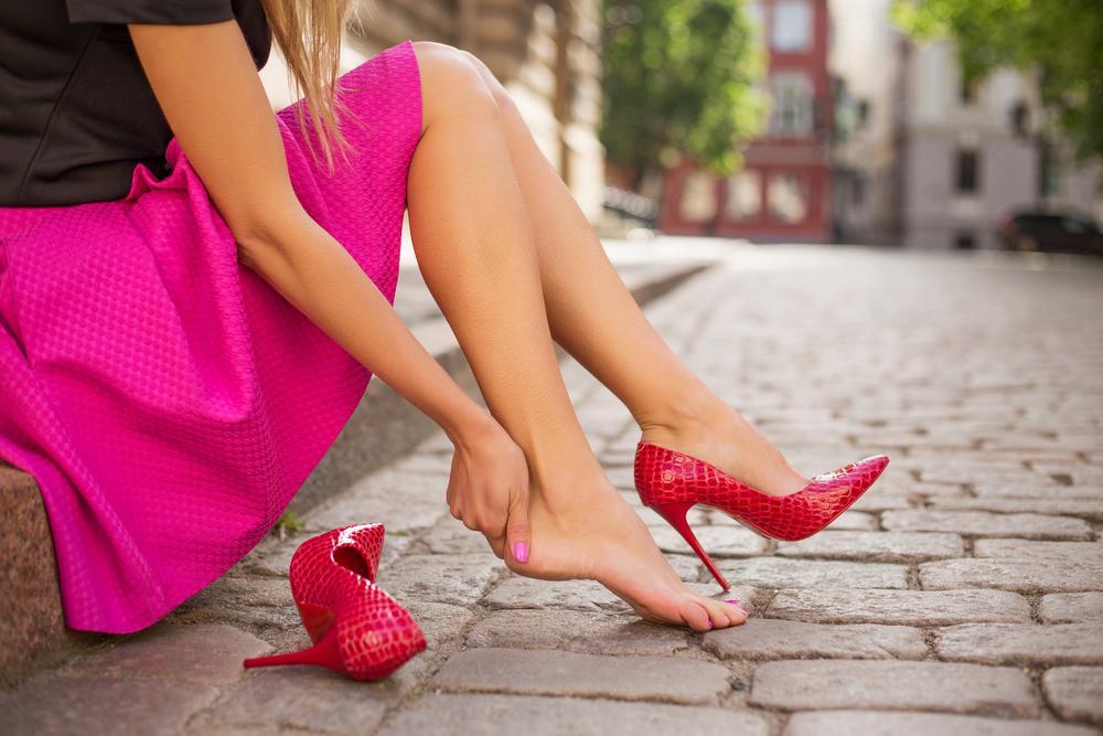 درد کف و پاشنه پا