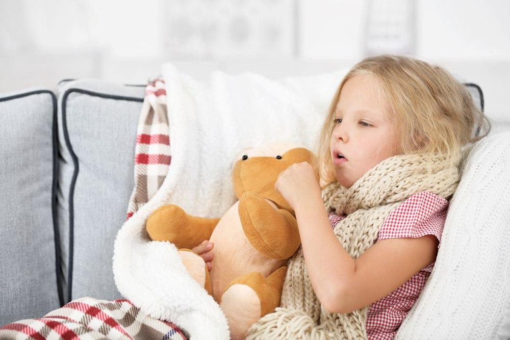 کودکان و سرفه آلرژیک