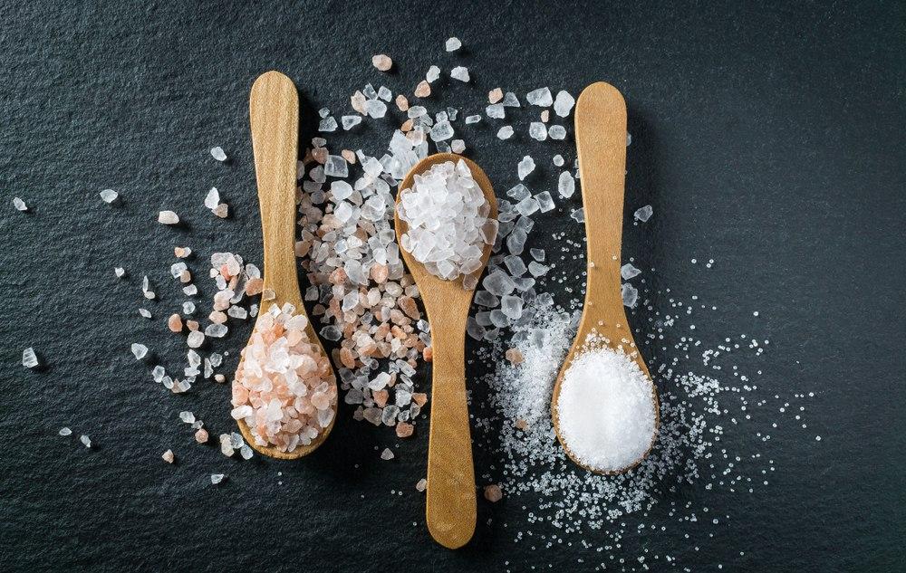نمک هیمالیا برای سلامت بدن