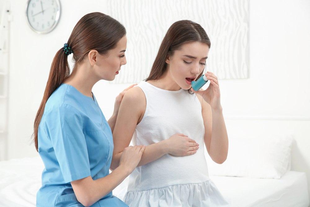 علت تنگی نفس در دوران بارداری چیست؟