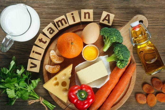 فواید ویتامین A