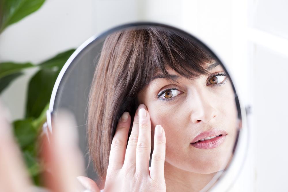 درمان پوست مرغی صورت و بدن