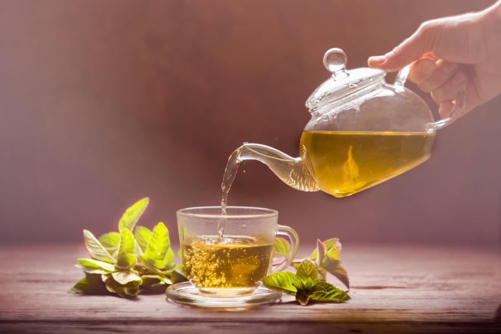 درمان سرفه شبانه با دمنوش