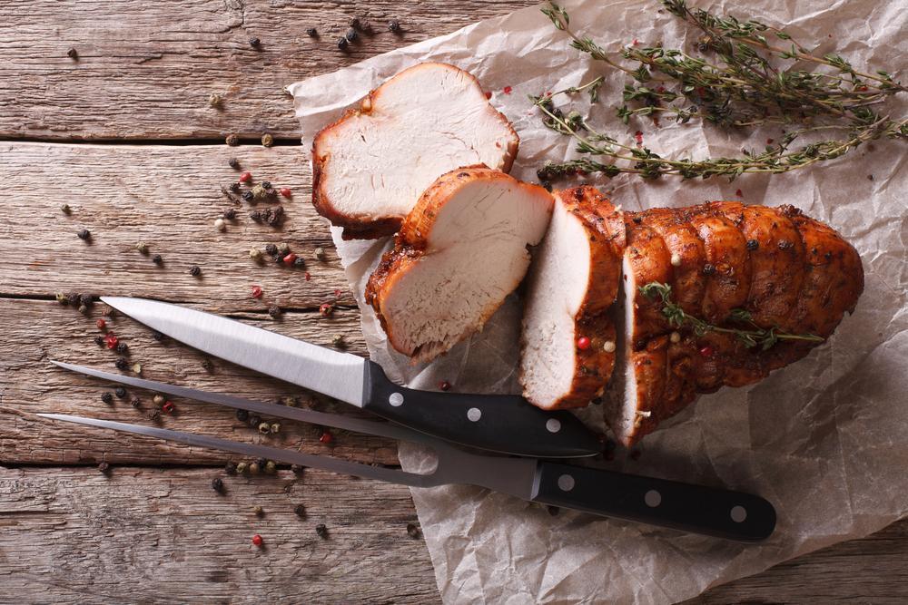 خواص گوشت بوقلمون تازه