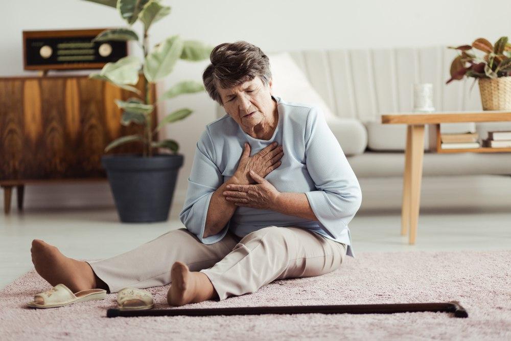 درد در ناحیه قفسه سینه و آمبولی ریه