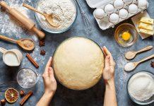 طرز تهیه کیک بدون شیر