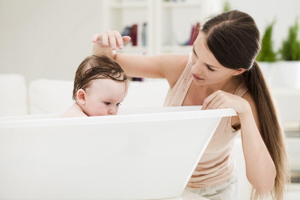 بهبود اگزما در کودکان با حمام آب گرم