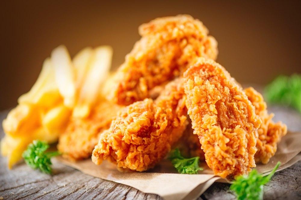 ارزش غذایی کنتاکی مرغ