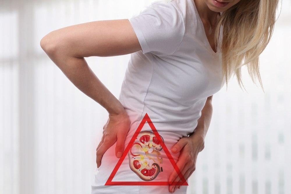 عوامل شایع درد کلیه