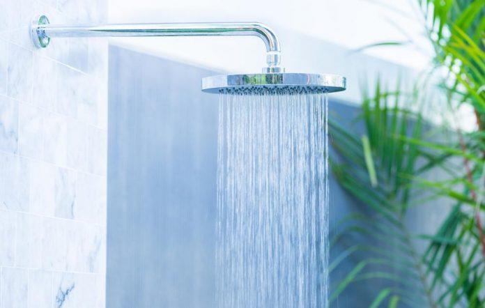 فواید دوش آب سرد